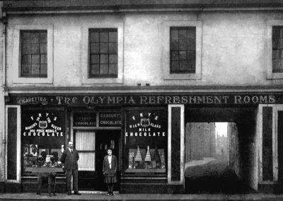 S.Luca Musselburgh Shop 1920s