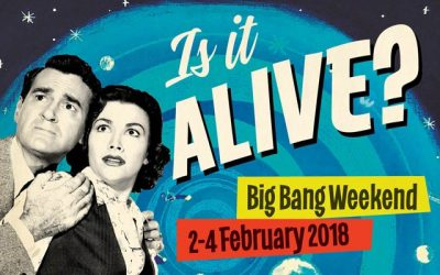 Big Bang Weekend 2018