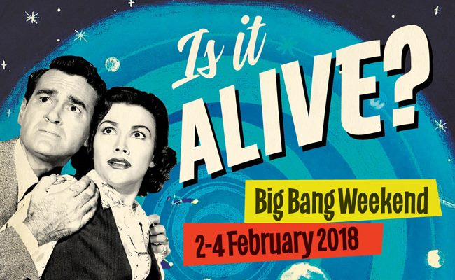 Big Bang Weekend 2018